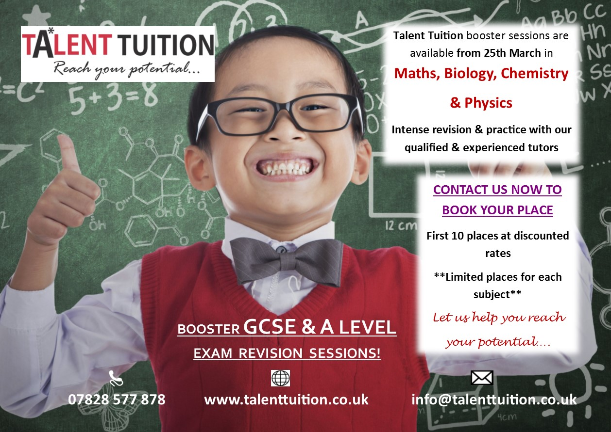 Tutoring AS A2 A level and GCSE